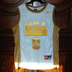 Nike '92 Michael Jordan Olympic Gold Medal Jersey